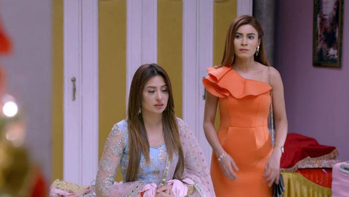 A Scene From Kundali Bhagya Where Monisha Seeks Revenge From Sofia