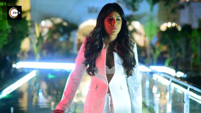 Actor Nia Sharma in a still from Jamai Raja 2.0 show