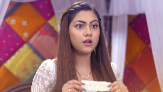 Reem Shaikh as Kalyani Rane in Tujhse Hai Raabta