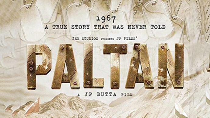 paltan jp dutta border war film