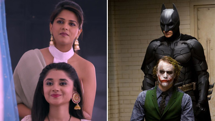 Guddan Tumse Na Ho Payega Vs The Dark Knight