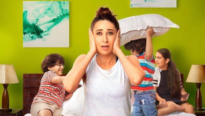 Karisma Kapoor in Mentalhood