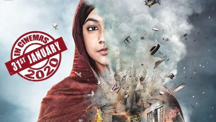 Reem Shaikh in Gul Makai as Malala Yousafzai